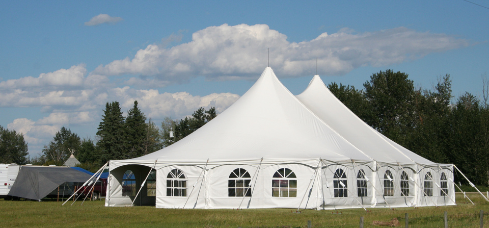 A 40 X 60 tent. We can join inidual tents together to make larger tents. Main Event ... & Tents u2013 Main Event Rentals